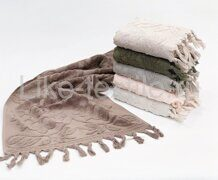 "Полотенце Карвен Lux Cotton""Cark"" 50*90 6 шт. махра Н 5067"